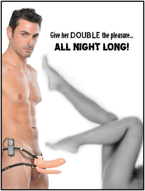 Double Her Pleasure