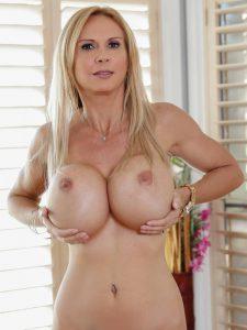 Brooke Tyler's Massive Tits