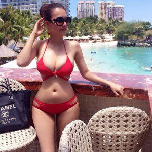 Definitely better in the Bahamas