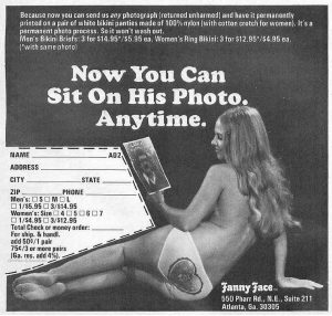 Old ads are fun