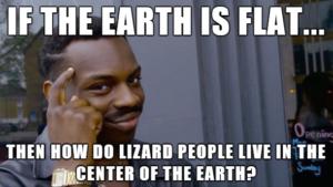 Explain THAT Flat Earthers
