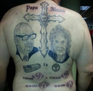 Worst tattoo ever?