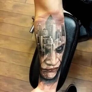 That's one epic tattoo