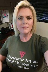 Transgender Veteran