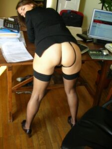 The office whore