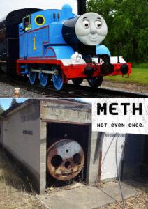 Avoid meth