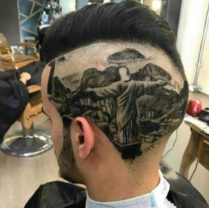 Next level haircut