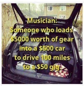 Crazy Musicians