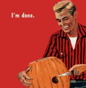 Glorious Halloween!